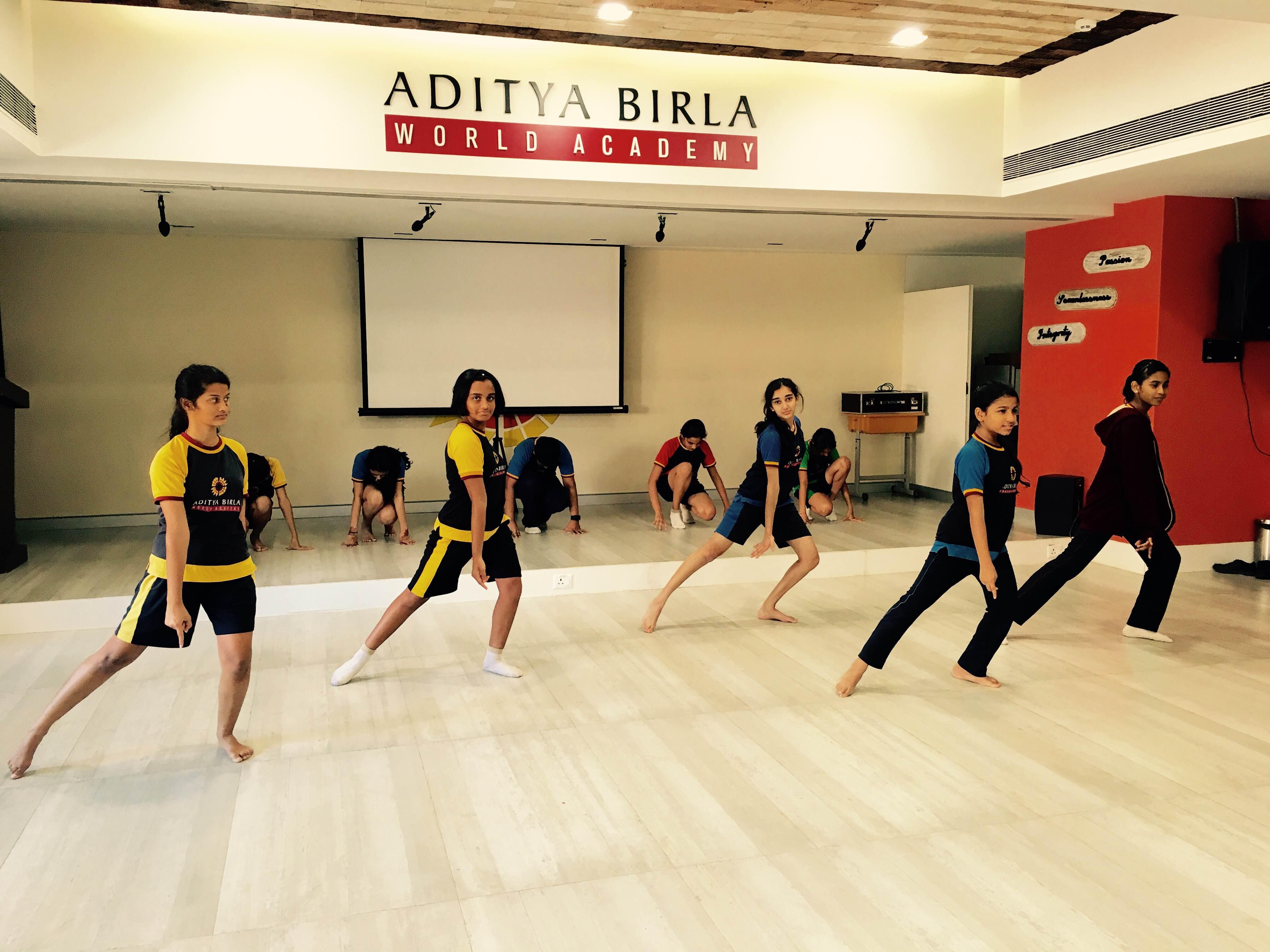 School Programmes - TR Dance Company